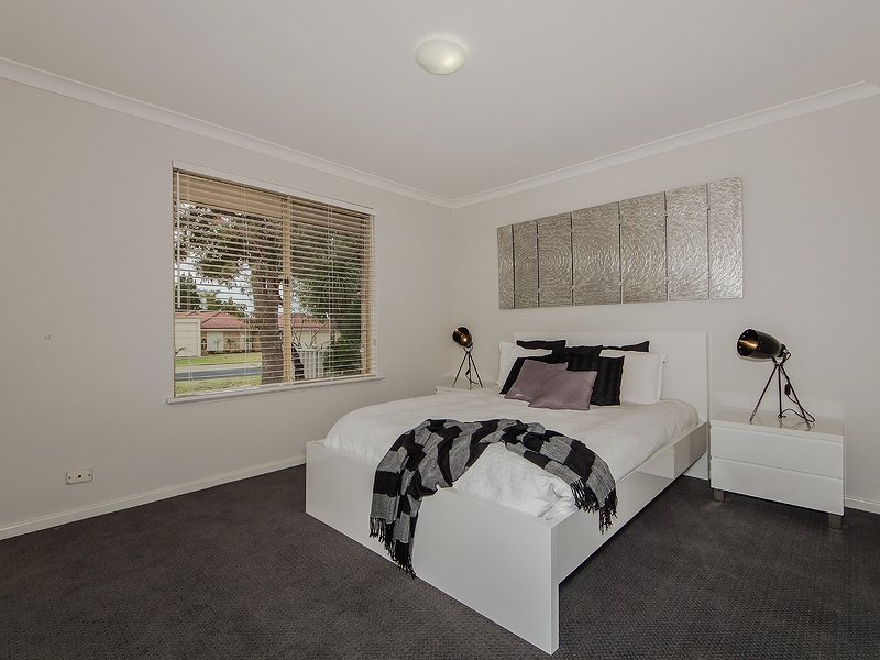 Renovated Bedroom 1