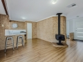 Renovated Open living