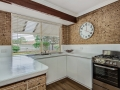 Renovated resurfaced Kitchen interior