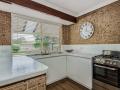 Renovated resurfaced Kitchen interior