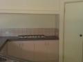 Kitchen splashback before