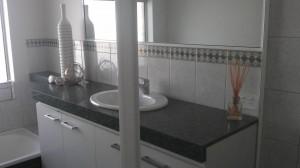 Camargue bathroom after