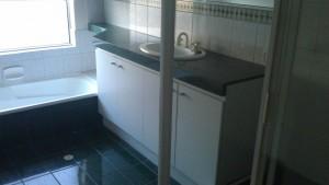 Camargue bathroom before