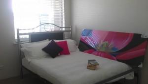 Camargue bedroom after