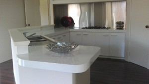 Camargue kitchen after