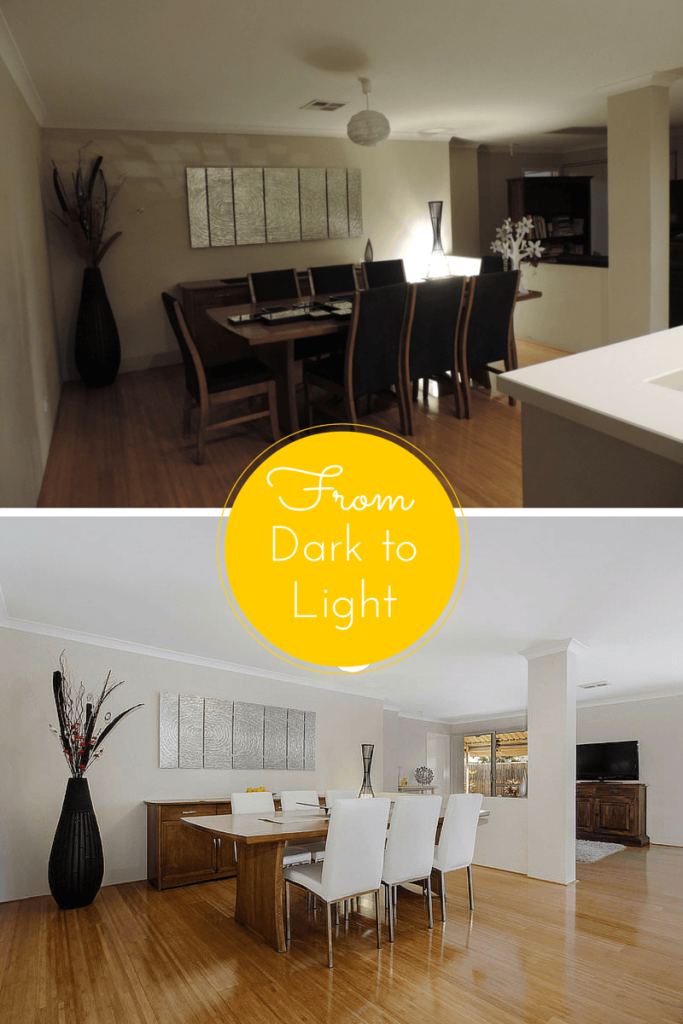 #Dining Room #before and after