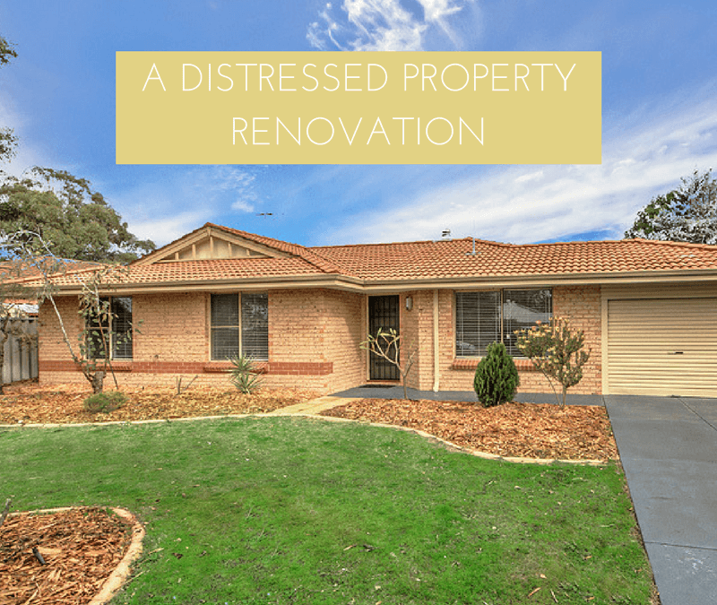 A Distressed Property Renovation – My Story